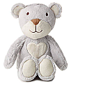 Hallmark Heartbeat Bear Interactive Stuffed Animal