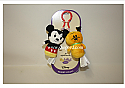 Hallmark itty bitty Clippys Disney Mickey & Pluto Plush KDD1014