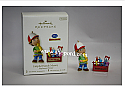 Hallmark 2008 Helpful Handy Manny Playhouse Disney Miniature Ornament QXM8141