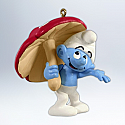 Hallmark 2012 Smurfy Days Ornament The Smurfs QXI2714