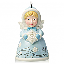 Hallmark 2014 Heavenly Belles Ornament 2nd in the series QX9066