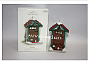 Hallmark 2007 Germany Doorways Around the World Ornament 1st in the series QX7027