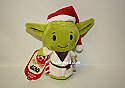Hallmark itty bitty Star Wars Holiday Yoda Plush Toys For Tots KID3389