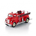Hallmark 2013 Ford 1941 Fire Engine Ornament 11th in the Fire Brigade series QX9152