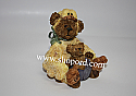 Boyds The Bearstone Collection - Alouysius Quackenwaddle and Lil Crackles #81500