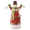 Hallmark 2014 Magical Snowman Ornament QGO1583