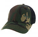 Camo Bug Trucker Hat