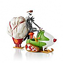 Hallmark 2013 Jack's Sleigh o Scares - Tim Burton's The Nightmare Before Christmas QXD6025