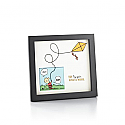 Hallmark Peanuts Charlie Brown and Kite Framed Print Decorative Sentiment PAJ4645