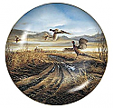 Terry Redlin- Country Roads Plate