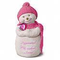 Hallmark 2016 Wrapped In Love Susan Komen Ornament QGO1314