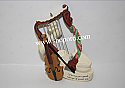 DaySpring 2003 Harp And Violin First in the Series Ornament Christmas Celebration Collection QDS8030