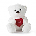 Hallmark Large Hugs & Kisses Bear Plush Animal VTD1501
