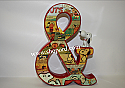 Hallmark Peanuts Ampersand Display Decofoam Resin Snoopy PAJ1147