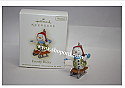 Hallmark 2009 Frosty Rider Miniature Ornament QXM9022