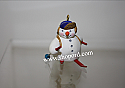 Hallmark 2001 Holiday Flurries Miniature Ornament 3rd and Final In The Series QXM5272
