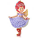 Hallmark 2014 Time to Curtsy Fancy Nancy Ornament QXI2696 Available in October