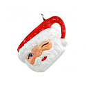 Hallmark 2015 Santas Favorite Drink Miniature Ornament QXM8529