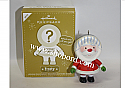 Hallmark 2012 Mystery Ornament Frostys Sweet Ride QK5001