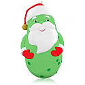 Hallmark 2015 Jolly Old St Pickolas Musical Christmas Pickle Ornament QGO1437