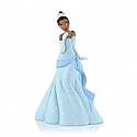 Hallmark 2013 Tiana's Party Dress Ornament Disney the Princess and the Frog QXD6812
