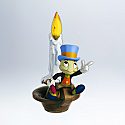Hallmark 2012 Jiminy Cricket as Ghost of Christmas Past Ornament 4th in the Mickeys Christmas Carol series QX8264