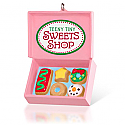 Hallmark 2015 Teeny Tiny Sweets Shop Miniature Ornament QXM8537