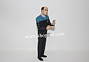 Hallmark 2002 The Doctor Star Trek Voyager QX8226