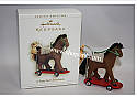 Hallmark 2006 A Pony for Christmas 9th in the series QX2496