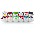 Hallmark Christmas Concert Snowmen Section 1 XKT1409
