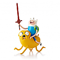 Hallmark 2013 Finn and Jake Ornament Adventure Time QXI2315