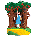 Hallmark 2017 Keepsake A Few Bad Apples Ornament QXI3025