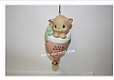Precious Moments 2015 Pur fect Love Cat Ornament 151009