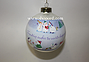 Hallmark 2003 Friendship Ornament QXG8879