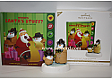Hallmark 2011 Wheres Santa Stuff Ornament QXG4729