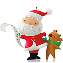 Hallmark 2014 Kringle and Kris Ornament 1st in the series QX9226