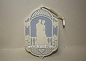 Hallmark 1998 Wedding Memories Spring Ornament QEO8466