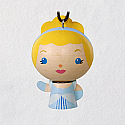 Hallmark 2018 Keepsake Cinderella Wood Ornament QXD6393