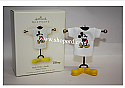 Hallmark 2007 Style With a Smile Disney Mickey Mouse Ornament QXD4207