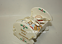 Hallmark 1999 Babys First Christmas Ornament Cradle QX6659