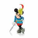 Hallmark 2013 Brave Little Tailor Ornament 2nd in the Mickey's Movie Masterpiece series QX9142