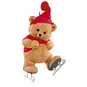 Hallmark 2015 Cant Wait To Skate Ornament 1st In The Mary Hamiltons Bears Series QX9267
