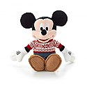 Hallmark Cozy Sweater Disney Mickey Mouse Plush XKT1454