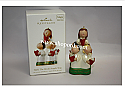 Hallmark 2008 Hark The Herald Angels Sing Magic Ornament QSR8031 Damaged Box