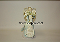 Enesco Foundations Daughter Angel Figurine 4014323