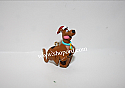 Hallmark 2001 Scooby Doo Miniature Ornament QXM5322