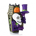 Hallmark 2013 Stand-Up Skeleton (Magic Ornament) QFO5202
