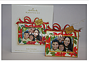 Hallmark 2009 Feliz Navidad Photo Holder Ornament QXG6262