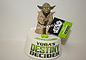 Hallmark Star Wars Yoda Destiny Decider Fortune Teller With Sound SHP2107