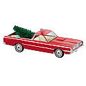 Hallmark 2014 Ford 1968 Ranchero GT Ornament 20th in the All American Trucks series QX9203